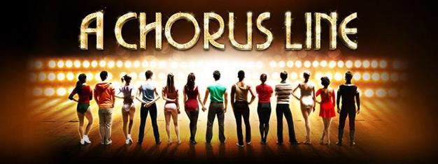 A Chorus Line no West End em Londres, é um verdadeiro Musical Broadway. Ingressos para A Chorus Line, o Musical em Londres pode ser reservado aqui!