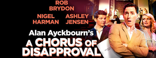 A Chorus of Disapproval in London is a fantastic comedy. Book your tickets now to A Chorus of Disapproval in London here!
