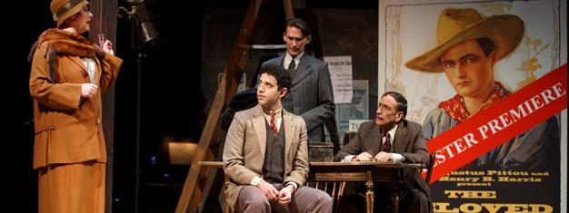 Act One i New York er James Lapines egen fortolkning af Moss Harts klassiske selvbiografi. Bestil dine billetter til Act One i New York her.