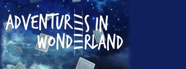 Adventures in Wonderland on luotu erityisesti 5-10 -vuotiaille lapsille. Tipahda kaninkolosta vielä kerran ja auta löytämään Alice. Varaa lippusi täältä!