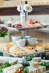 Afternoon Tea en el Milestone Hotel