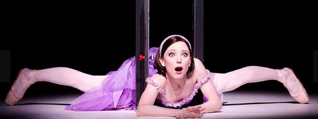 Alice's Adventures in Wonderland(Alice i Eventyrland) på Royal Opera House i London som ballet. Billetter til Alice's Adventures in Wonderland i London købes her!