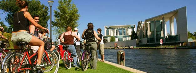 Our Day City Tour is a great way to learn about this great city in one tour! Book tickets for All in One Berlin City Bike Tour here!