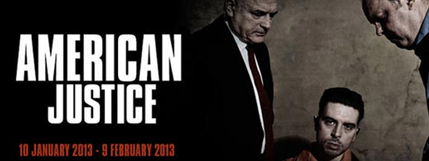 American Justice in London is a play about guilt and redemption in America's prison system. Tickets for American Justice in London can be booked here!