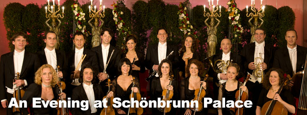 An Evening in Schönbrunn Palace in Vienna is unforgettable. Combine your Schönbrunn Palace tour ticket in Vienna with a candlelit dinner or a concert at the Orangery, or both!