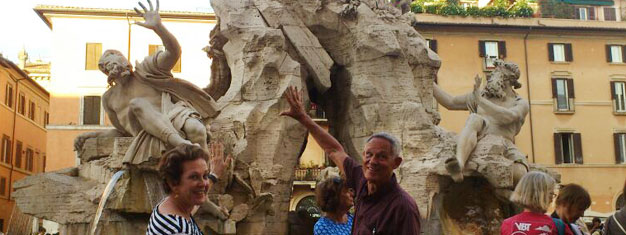 See the Eternal City as Robert Landon did in Dan Brown's blockbuster novel 'Angels and Demons' on a 3-hour walking tour ofRome. Fun for all, book tickets today!