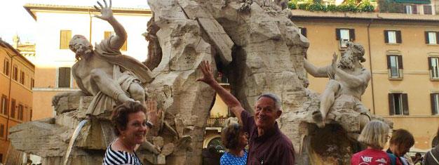 Bezoek de bezienswaardigheden uit 's werelds bekende bestverkochte roman van Dan Brown, 'Angels and Demons' tijdens een 3-uur durende wandel tour door de stad van Rome. Boek uw tickets online!