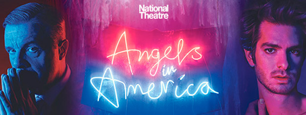 Don't miss this Tony Award-winning show when you're in New York! Angels in America is the fastest-selling show in National Theatre history. Now on Broadway.