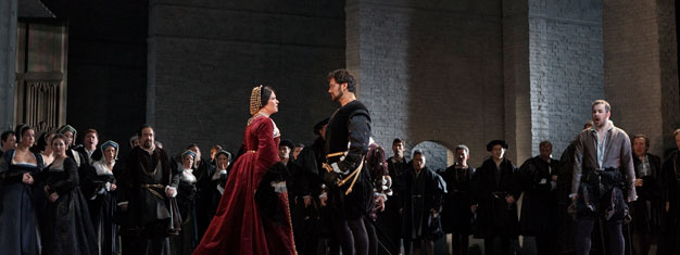 Anna Bolena is a tragedia opera, in two acts by Gaetano Donizetti. Book your tickets for Anna Bolena at the Metropolitan Opera in New York here!
