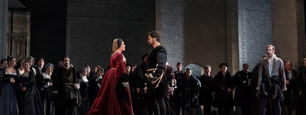 Anna Bolena is a tragedia opera, in two acts by Gaetano Donizetti. Book your tickets for Anna Bolena at the Metropolitan Opera in New York here!