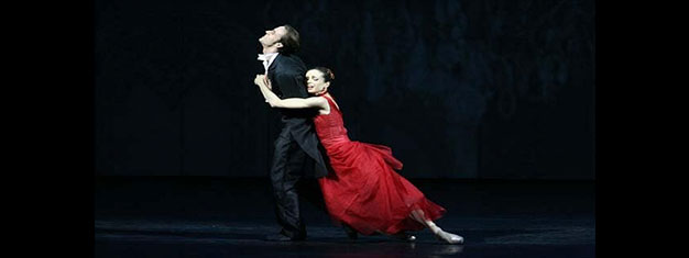 See the famous Mariinsky Ballet in Anna Karenina at the Royal Opera House n London. Book your tickets here!