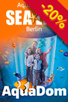 Tickets to AquaDom & SEA LIFE® Berlijn