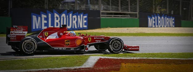Tickets to Formula 1 race in Melbourne, Australia can be purchased online here! We sell all types of F1 tickets. Book online here!