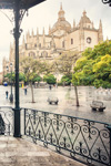 Volledige dag tour naar Avila & Segovia.