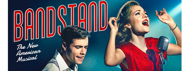 The new musical Bandstand is about a unlikely band of veterans competing in a national radio contest to find America's next big swing band! Book today!