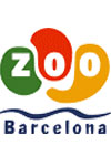 Barcelona Zoo: Spring køen over