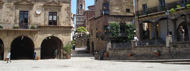Brug en hel dag på at udforske Barcelona, inkl. Gaudis berømte bygninger i Barcelona. Bestil dine billetter til Barcelona Heldagstur her!