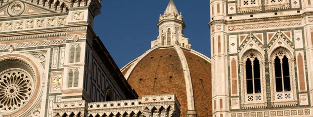 Experience the Duomo's masterpiece and the Florentine landmark, the Brunelleschi dome. Incl. skip the line access. Book your tour online today.