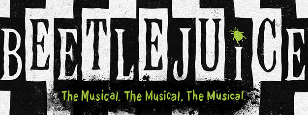The new musical comedy Beetlejuice, based on Tim Burton's film, will open on Broadway in New Yorkat in the Spring 2019. Book your tickets here!