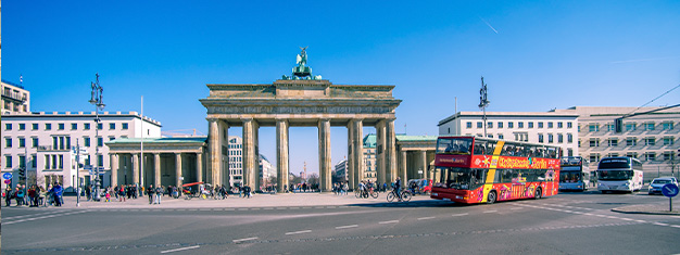 City tours of Berlin