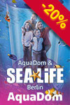 AquaDom & SEA LIFE® Berlino: salta la coda