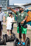 Tour muro di Berlino in segway