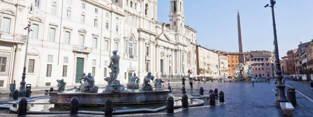 Nyt en guidet tur til Colosseum og opplev prakten til Vatikanbyen. Hopp over de lange køene til Colosseum og Vatikanet! Bestill nå!