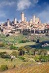 Toscana en un día