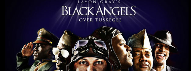 Black Angels Over Tuskegee on Broadway in New York. You can book your tickets for  Black Angels Over Tuskegee in New York here!