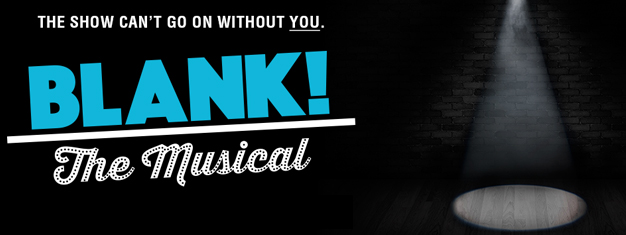Blank! The Musical on Broadway in New York is a brand new type of hilarius musical you should not miss. Book tickets for Blank! The Musical in New York here!