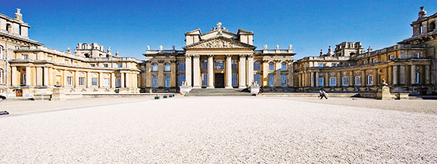 Enjoy a full day tour to Blenheim Palace and the enchanting villages of the Cotswolds. See Bampton village where scenes from 'Downton Abbey' were filmed. Buy now!