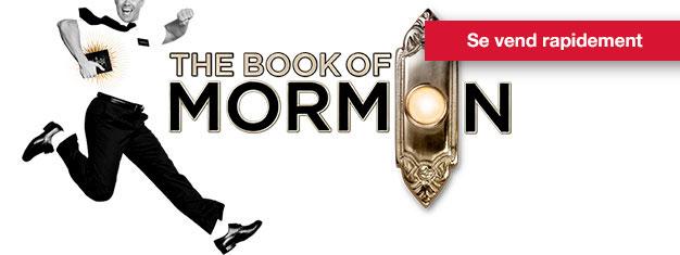 The Book of Mormon est la comédie musicale la plus hilarante de New York. Elle débarque pour la première fois sur les planches de Broadway.