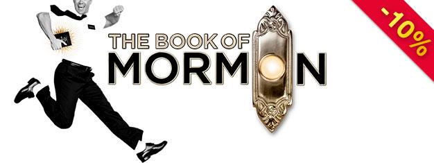 The Book of Mormon, de nieuwe musical in London, is de grappigste en hilarische musical van Broadway in New York. Tickets voor The Book of Mormon in London kunnen hier geboekt worden!