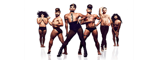 Having glitter-bombed the globe as we know it with their iconic and hilarious brand of circus, drag, burlesque and comedy, the Briefs boys are now ready to explore the third dimension.