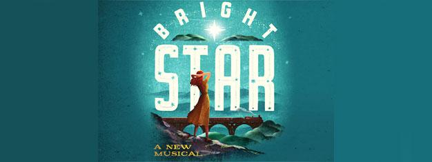 """Savourez la prestation de l'acteur Steve Martin dans lanouvelle comédie musicale """"Bright Star"""" à New York. C'estun récit touchant d'amour et de rédemption. Réservez vos billets maintenant !"""