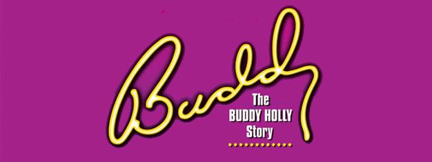 Buddy Holly The Musical i London West End spiller på Duchess Theatre. Buddy er en ren rock musical og hylder legenden Buddy Holly. Billetter til Buddy i London købes her, til rabat pris!