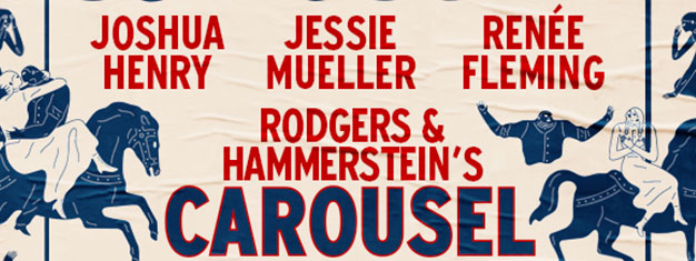 Rodgers & Hammerstein's timeless musical Carousel returns to Broadway for the first time in more than two decades. Book tickets for Carousel in New York here!