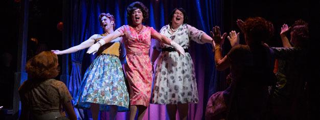 Casa Valentina på Broadway i New York er et humoristisk og opløftende skuespil. Bestil dine billetter til  Casa Valentina på Broadway i New York her!
