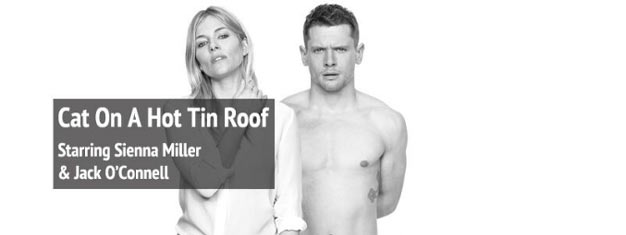 Cat On A Hot Tin Roof kommer äntligen till London igen! Tennessee Williams pjäs har nypremiär i London i 2017. Köp dina biljetter här!