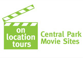 セントラルパークの映画ロケ地