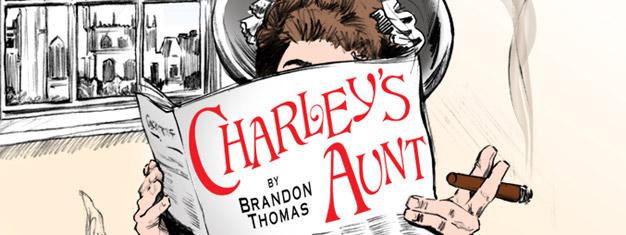 Charley's Aunt, på dansk Charleys Tante, i London er en rigtig morsom komedie. Billetter til Charley's Aunt i London kan med fordel købes her!