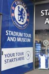 Chelsea Stadium and Museum Tour