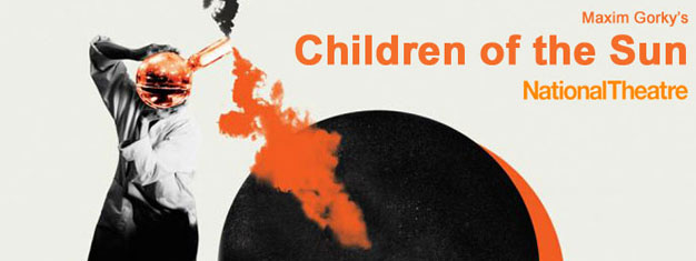 Maxim Gorky's darkly comic play Children of the Sun in London, is set in Russia as the country rolls towards revolution. Tickets for Children of the Sun in London here!