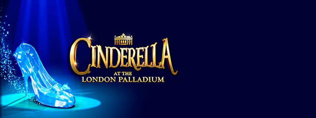 Enjoy the family-friendly show Cinderella at the London Palladium! Experience the magical pantomime! 5 weeks limited run! Book your tickets online!