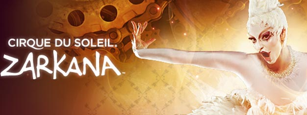 Enjoy Cirque du Soleil's show Zarkana in New York at Radio City Music Hall. Tickets for  Cirque du Soleil's show Zarkana in New York can be booked here!