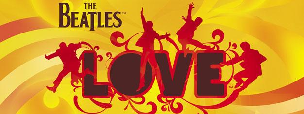 Biljetter till LOVE på The Mirage i Las Vegas! Showen LOVE är en hyllning till det mest älskade bandet i välden, The Beatles! Boka biljett till Beatles LOVE i Las Vegas här!