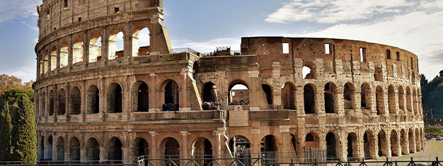 Colosseum Express: Through the Gladiator's Gate