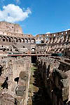 Colosseum & Roman Forum: audio-opastus
