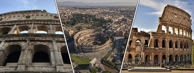 Colosseum Roman Forum Guided Highlights 3 Hours Viens No
