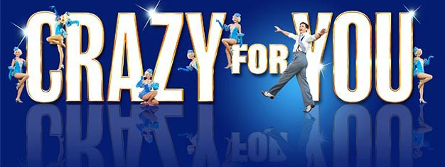 The Musical Crazy for You is packed full of George and Ira Gershwin's classic songs and is now playing in London. Tickets for Crazy for You in London here!